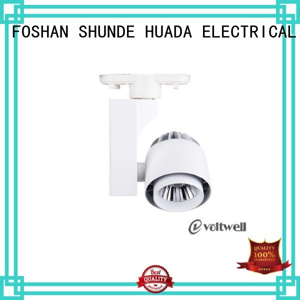 flexible 20w led spotlight track spotlights HUADA ELECTRICAL