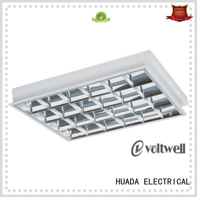fixture 4x40w led area lighting fixtures surface HUADA ELECTRICAL company