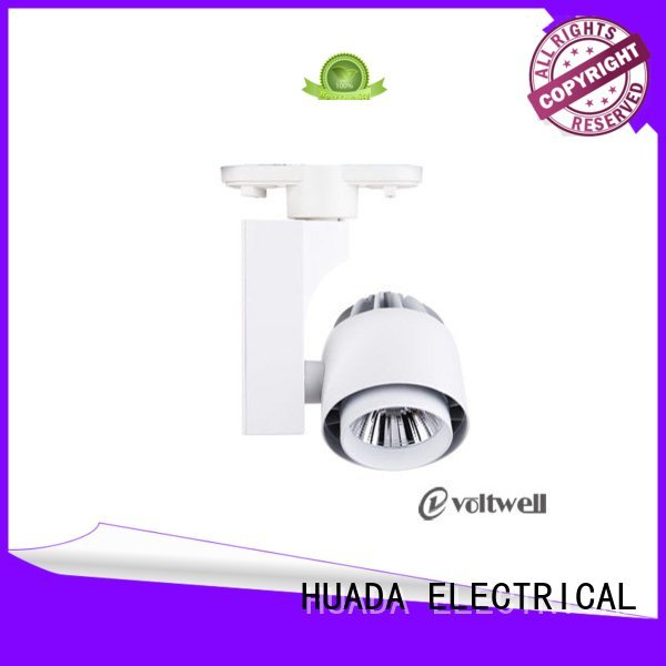 led track lighting systems gallery aluminium led HUADA ELECTRICAL Brand