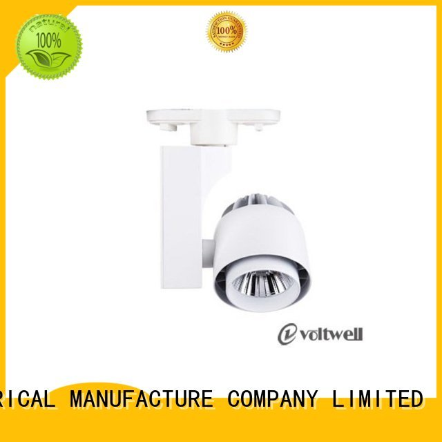 led track lighting systems clothing showroom aluminium HUADA ELECTRICAL Brand company