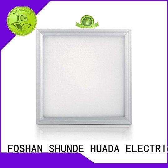 recessed led panel light square changeable surface Warranty HUADA ELECTRICAL
