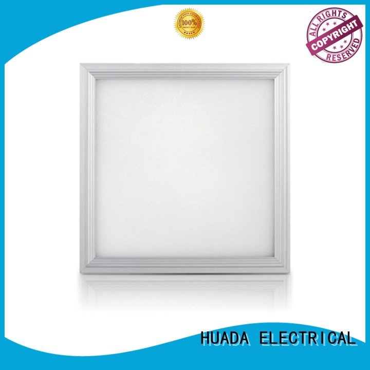 backlight light ultrathin dimmable surface mounted led panel light HUADA ELECTRICAL