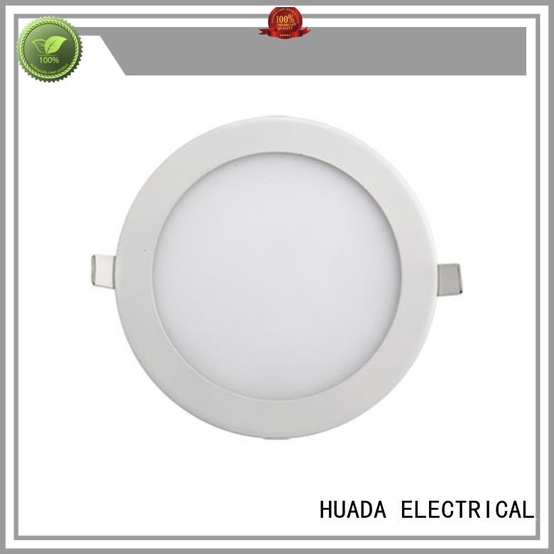 square efficiency surface mounted led panel light 12w 6w HUADA ELECTRICAL company
