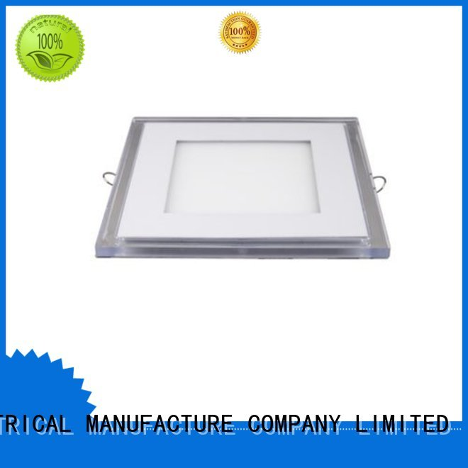 changeable color HUADA ELECTRICAL Brand led panel light dimmable factory