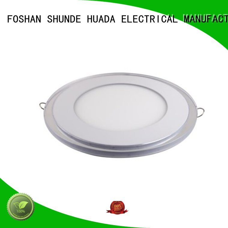 HUADA ELECTRICAL Brand abs surface mounted led panel light lighting factory