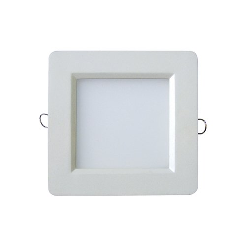 Square LED Die-Casting Panel Light 12W