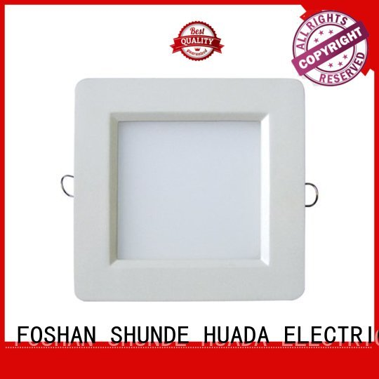 aluminium sidelit OEM 6 led recessed lighting HUADA ELECTRICAL