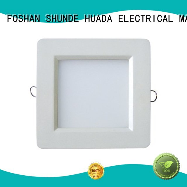 Wholesale square 6 led recessed lighting HUADA ELECTRICAL Brand