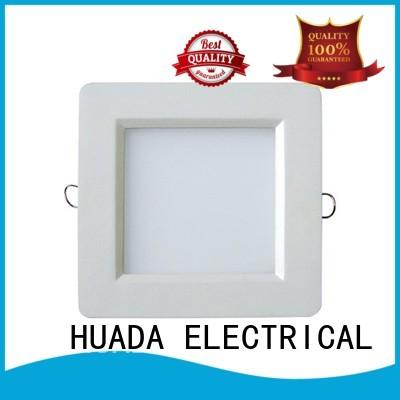led flat round led panel HUADA ELECTRICAL Brand