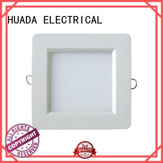 600×600 6 led recessed lighting thick side HUADA ELECTRICAL company