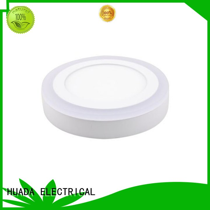 HUADA ELECTRICAL Brand color super custom led panel light housing