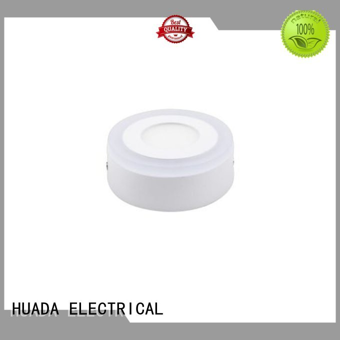 led panel light dimmable 6w slim round HUADA ELECTRICAL Brand