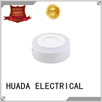 led panel light dimmable panel price surface HUADA ELECTRICAL Brand company