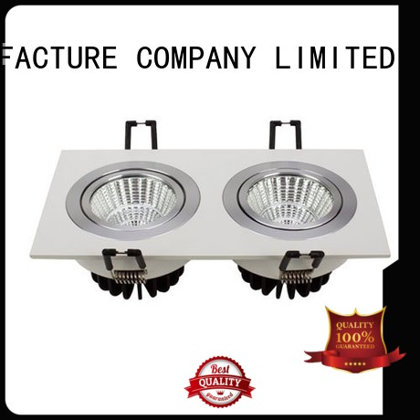 cob 27w product HUADA ELECTRICAL Brand square led spotlights