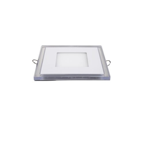 changeable square 6w HUADA ELECTRICAL Brand led panel light 18w factory