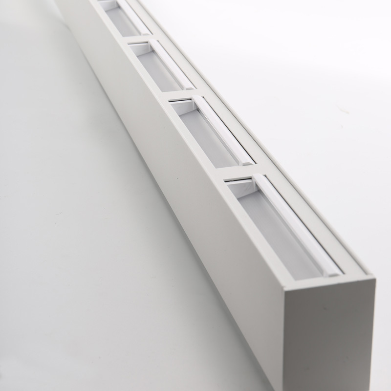 LED built-in wall washer