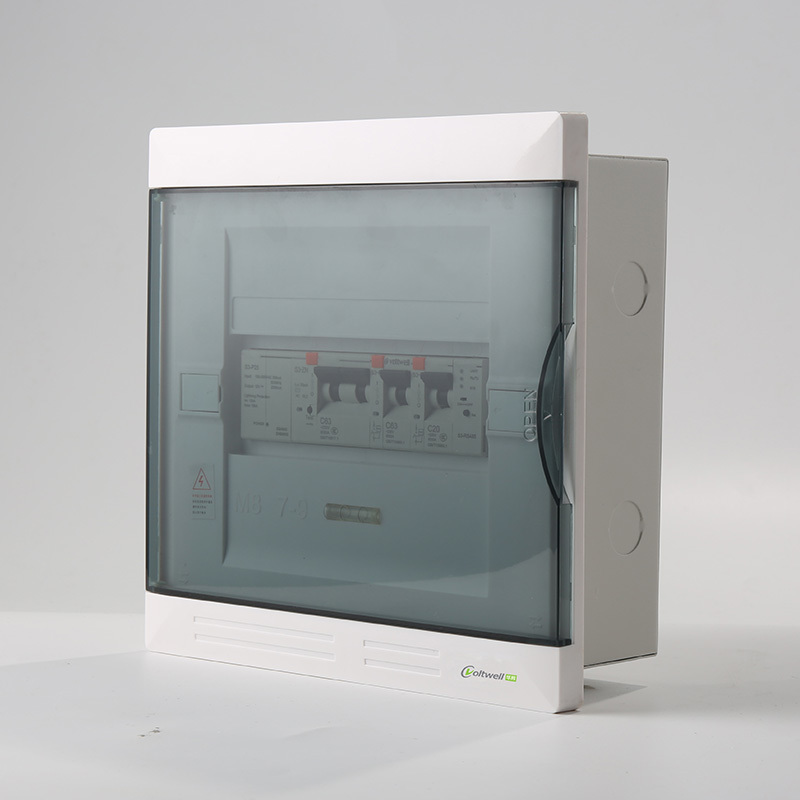 Smart  distribution box 6-9