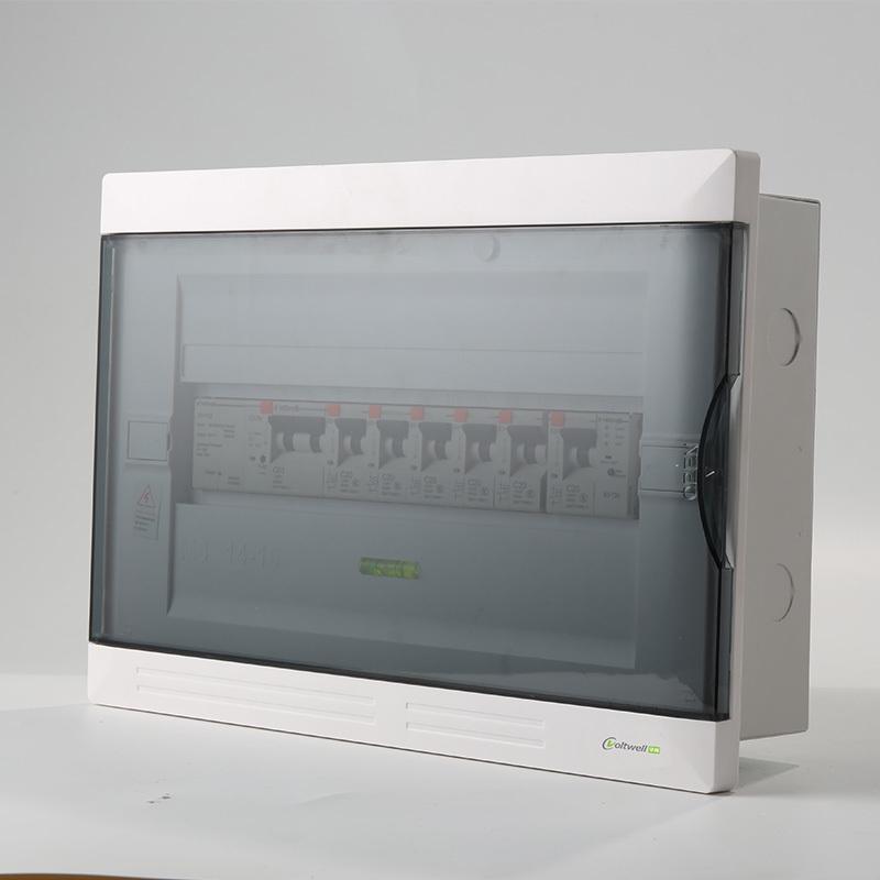 Smart  distribution box 14-16