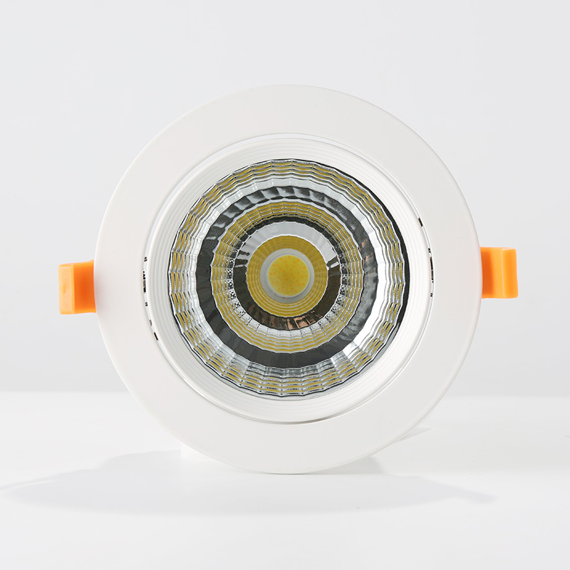 5 CCT COB downlight