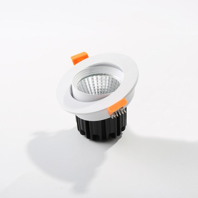 15W CCT adjustable downlight