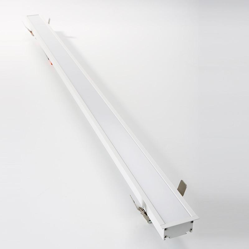 LED aluminum built-in smart office light 30W