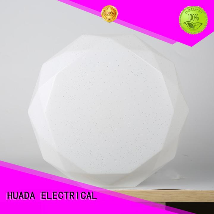 light fixtures round light fixture HUADA ELECTRICAL manufacture