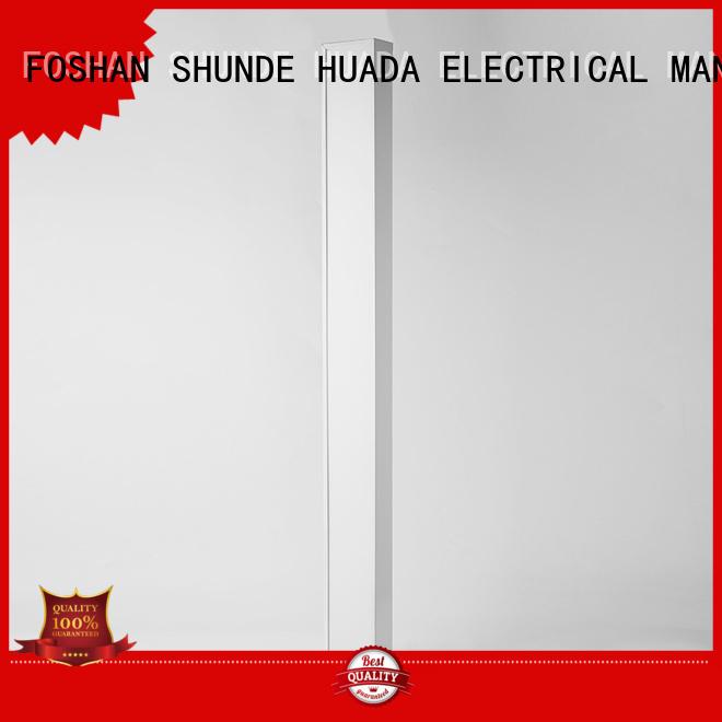 grille led flood commercial led flat panel light fixture HUADA ELECTRICAL