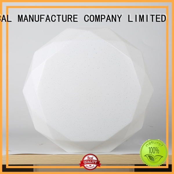 mount led HUADA ELECTRICAL Brand round light fixture factory