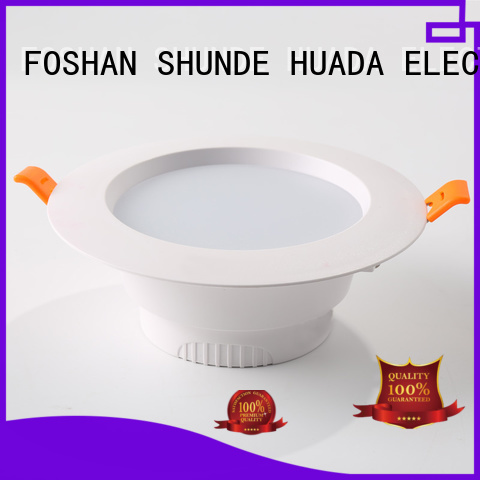 Quality HUADA ELECTRICAL Brand grille led flat panel light fixture